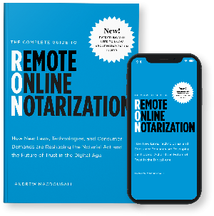 Remote Online Notarization ebook