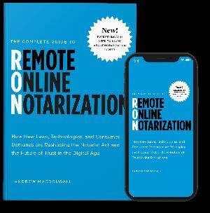 Remote Online Notarization ebook